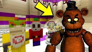 Five Nights At Freddy's At School!   Nintendo High School   Minecraft Switch [50]