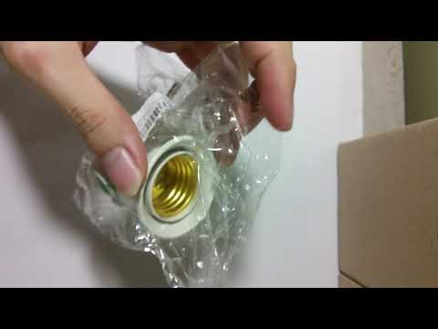 E27 LED Light Plug Adapter Converter