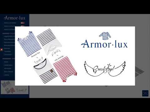 Application tactile Armor lux