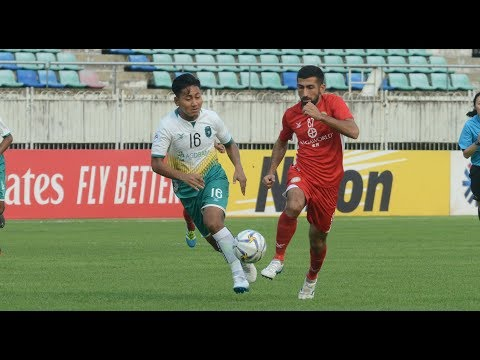 Янгон Юнайтед - NagaWorld 2:0. Видеообзор матча 15.05.2019. Видео голов и опасных моментов игры