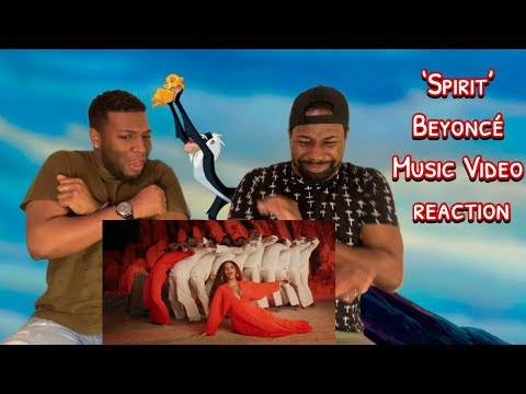 Beyoncé Spirit Reaction (Official Video) - Deon Howard