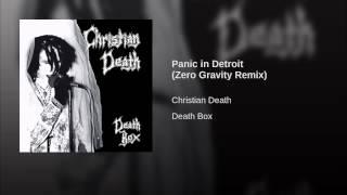 Panic in Detroit (Zero Gravity Remix)