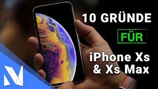 10 Gründe für das iPhone Xs & iPhone Xs Max!   Nils-Hendrik Welk