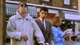 Bus Stop | Special Scene | Classic Mr Bean