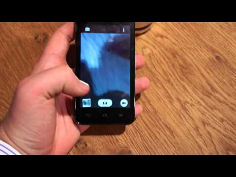 Huawei Ascend Y330 Hands-On english