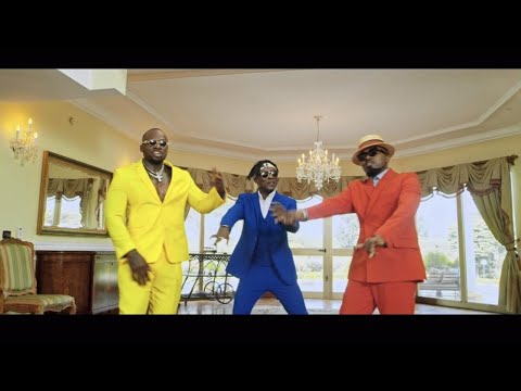 Kofi Jamar x Ice Prince x Khaligraph Jones – In The City (Official Music Video)