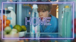 """BTS  """"HOME""""  M/V  [Fanmade]"""