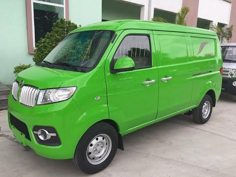 Xe bán tải SRM X30-V2 | xe tải Van Dongben V2 | xe tải Dongben | xe dongben x30 model 2021