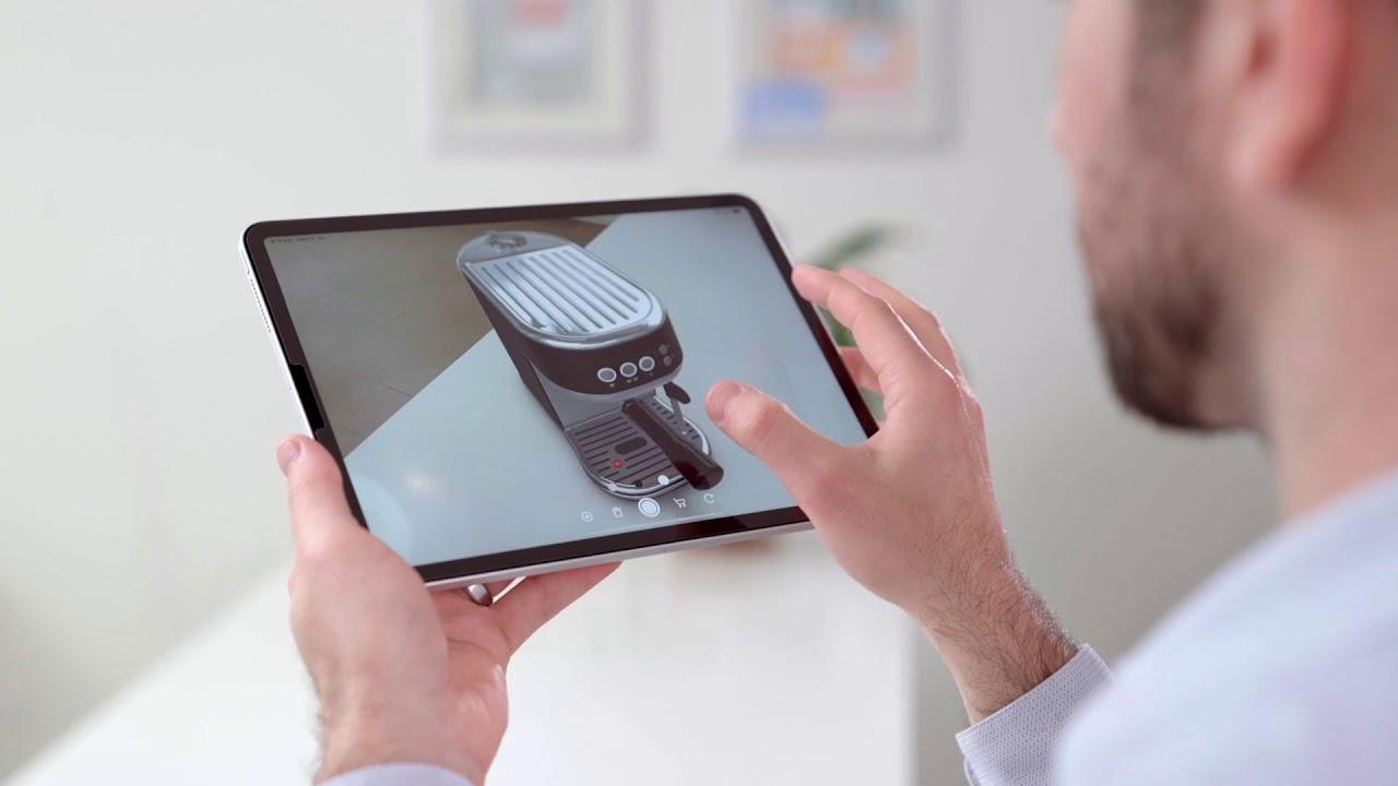 Sage AR - Découvrez Sage avec la réalité augmentée