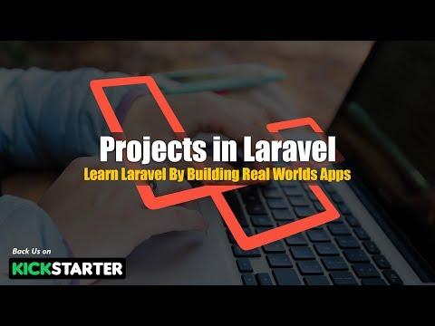 Learn Laravel Development | Projects in Laravel | Laravel Framework | Eduonix Campaign