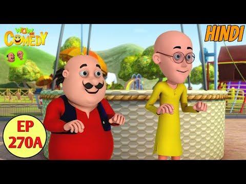Motu Patlu | Cartoon in Hindi | 3D Animated Cartoon Series for Kids | Children's Day