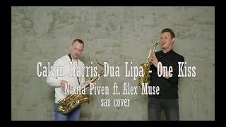 Calvin Harris, Dua Lipa  One Kiss (Nikita Piven Ft. Alex Muse Sax Cover)