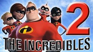 Суперсемейка 2  - когда выйдет мультфильм