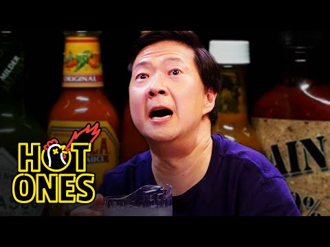Ken Jeong- Hot Ones