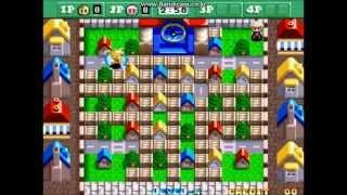 Neo Bomberman (Battle Mode) 네오봄버맨 (배틀모드)