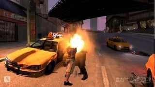 GTA 4 TBOGT John Cena Bad Man HD