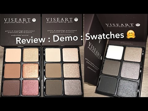 Theory Eyeshadow Palette - Theory II Minx by Viseart #2