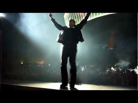 U2 Magnificent (360° Live From Zurich) [Multicam 720p By Mek with U22's Audio]