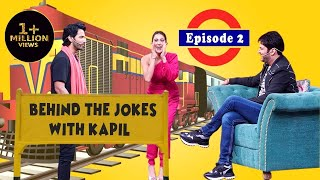 Coolie No. 1 ka No.1 Fan | Behind The Jokes With Kapil Sharma Episode 2| Varun Dhawan, Sara Ali Khan