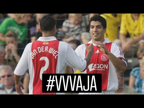 Historie in goals: VVV-Venlo - Ajax