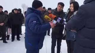 В Казахстане военные обратились к властям
