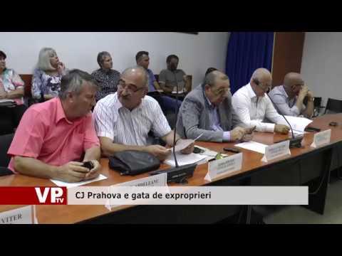 CJ Prahova e gata de exproprieri