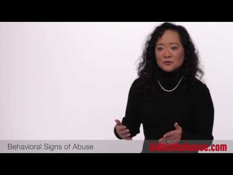 Parenting Tips – Behavioral Signs That A Child Has Been Molested | Kids in the House