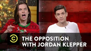 The Globalist Attack on Christmas - The Opposition w/ Jordan Klepper
