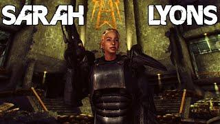 Fallout 3 Sarah Lyons GNR ATMOS ENB Modded Gameplay