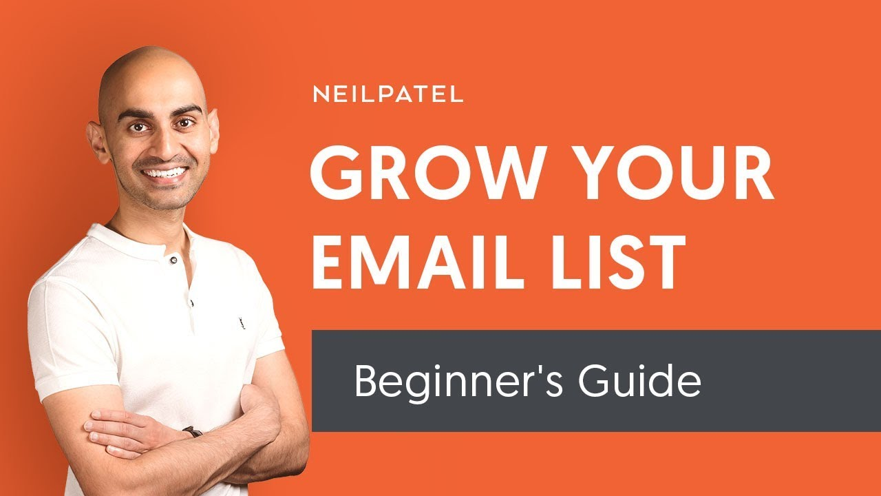 How to Grow Your Email List (Fast)