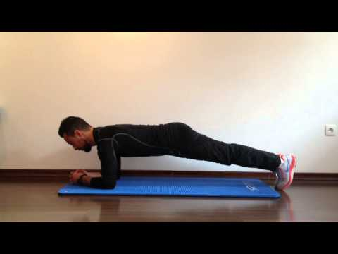 comment renforcer les pieds