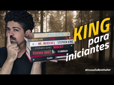 STEPHEN KING PARA INICIANTES | #InvasaoBooktuber #12