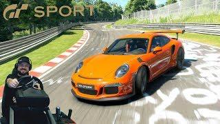 Замесы в онлайне с подписчиками | Nordschleife | Brands Hatch | Gran Turismo: Sport