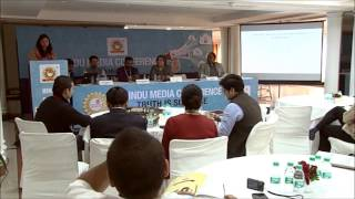 Hindu Media Conference @WHC 2014_Neena Rai
