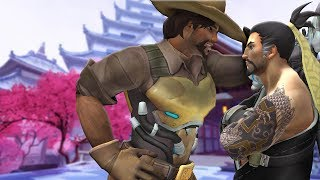 I'm His Huckleberry | Randumb Overwatch Moments