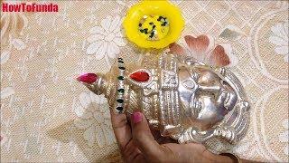 Varalakshmi Vratham pooja room decorations for festivals