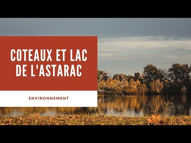 Coteaux et Lac de l'Astarac