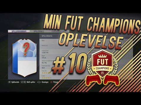Denne Spiller Gav Mig Elite! - Min FUT Champions Oplevelse #10