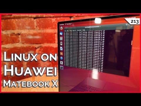 Matebook X Pro Dualboot Hackintosh/Windows - смотреть онлайн на Hah Life