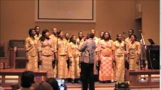Africa University Choir, Ten Thousand Angels
