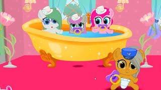 Папа Пинки Пай. Карманная пони. Мультик игра для детей. My little pony. дружба это чудо