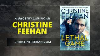 Lethal Game A GhostWalker Novel By Christine Feehan Book 16