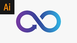 Design An Infinite Logo Illustrator Tutorial