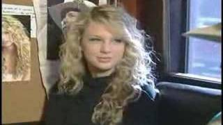 Taylor Swift Interview 2007