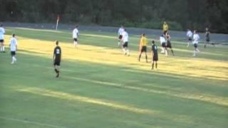 Adam Davis-East Davidson High School-Goalkeeper #8