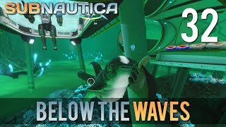 [32] Below the Waves (Let's Play Subnautica w/ GaLm)