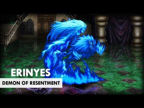 FFBE GLOBAL - Demon Of Resentment Erinyes - Erinyes Boss - Gonzalo