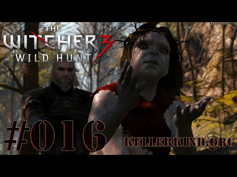 The Witcher 3 [HD|60FPS] #016 Die Muhmen vom Buckelsumpf ★ Let's Play The Witcher 3