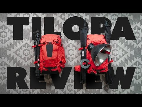 The Best Adventure Photography Backpack? — f-stop Gear Tilopa Review