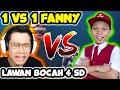 1 VS 1 Fanny Lawan Bocah 10 Tahun - Mobile Legends